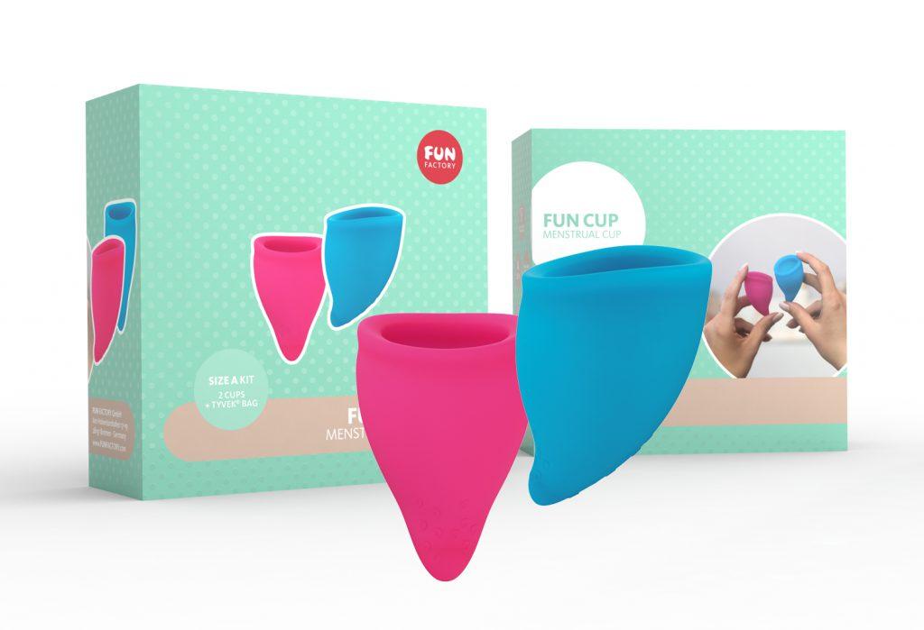 menstruatie fun cup maat A