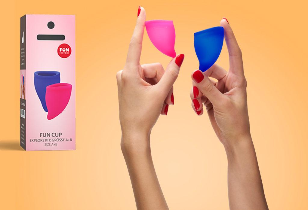 fun cup explore kit kopen